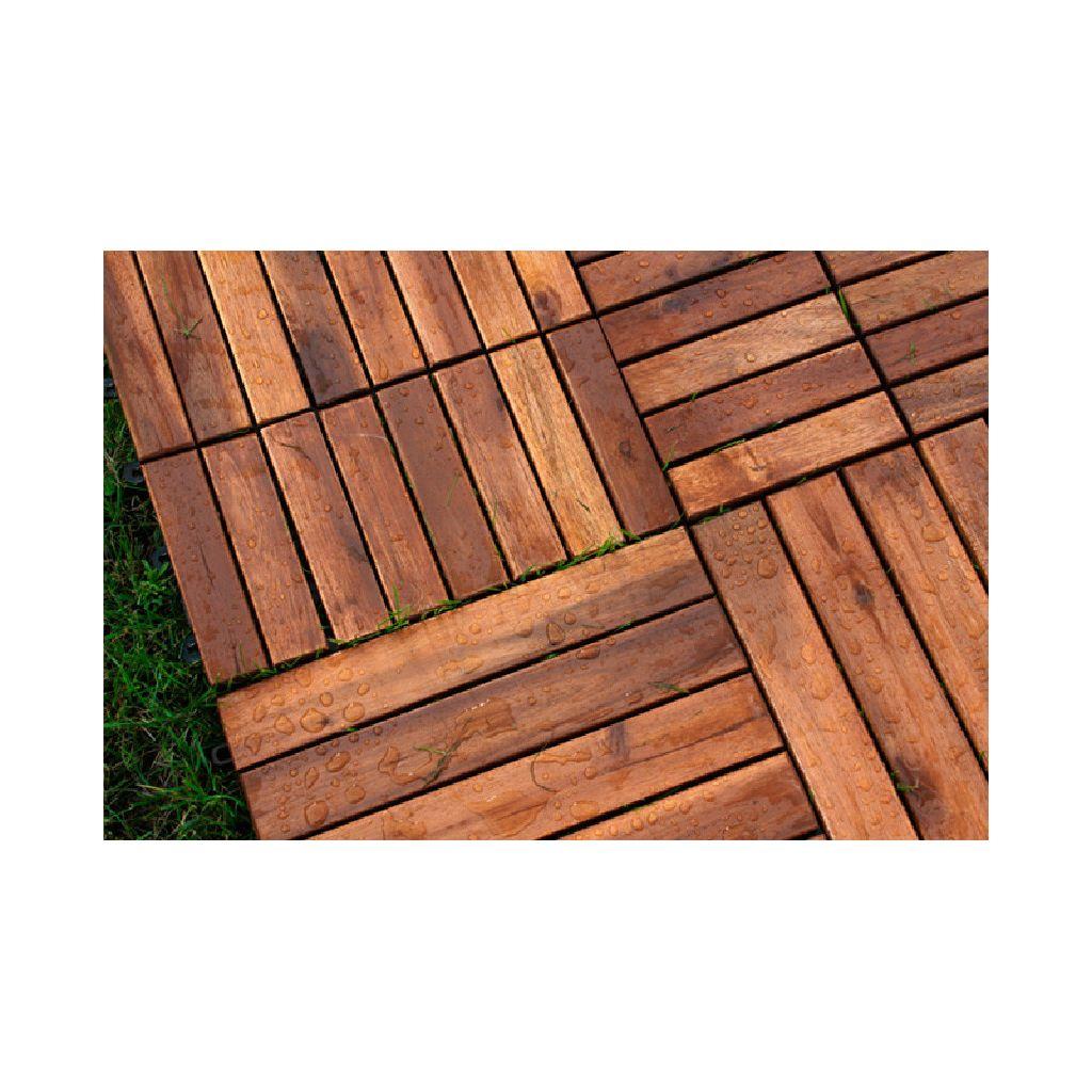 Losetas de hormigon para jardin trendy simple dimensiones for Losetas madera terraza