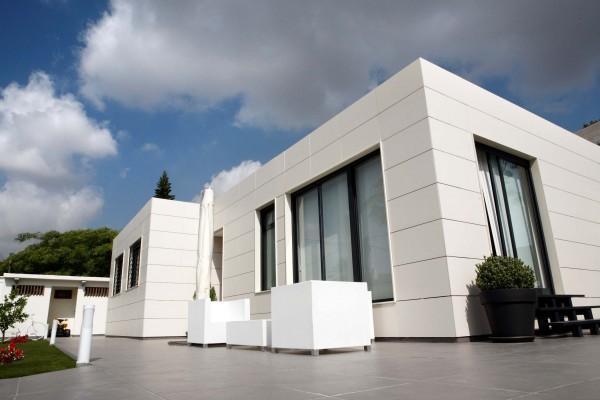 Casa prefabricada PVC