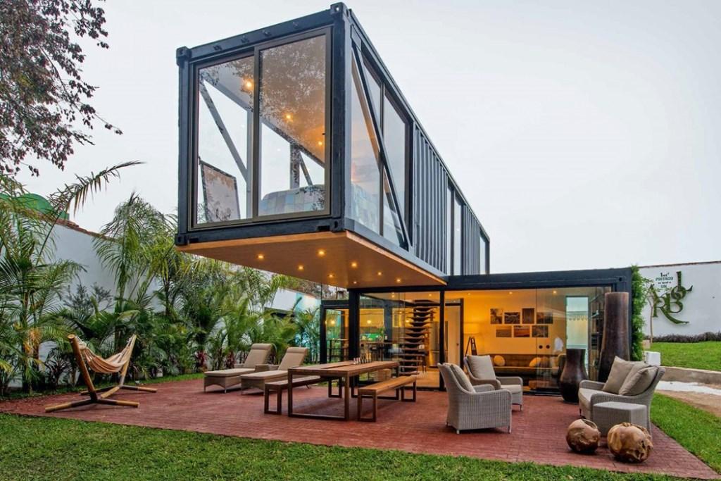 Las Casas Del Futuro Prefabricadas Sostenibles Y Ecologicas 2010