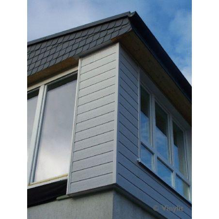 Revestimiento de pvc para paredes exteriores