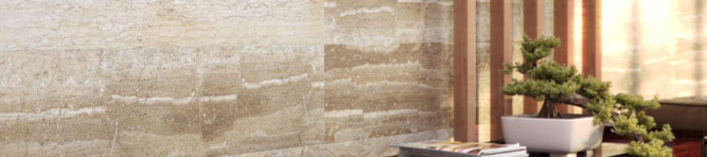 Paneles para revestimiento de paredes interiores en PVC