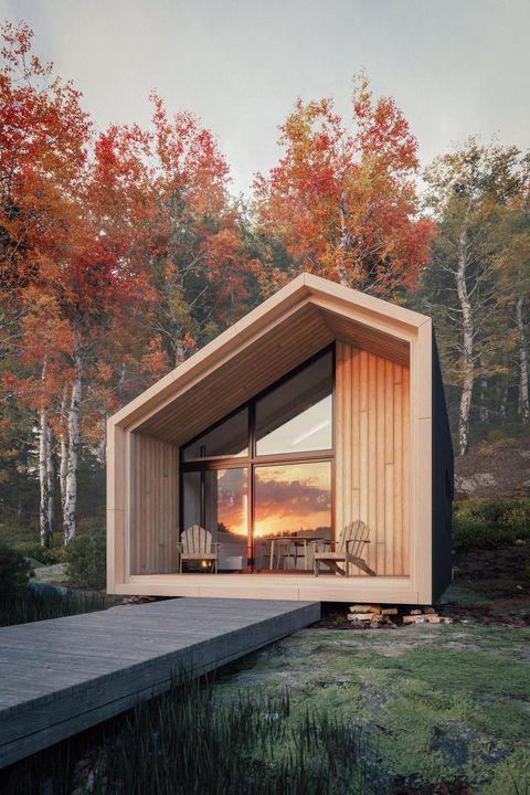 terreno casa prefabricada